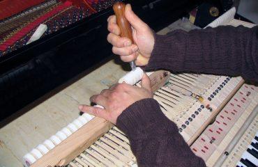 Harmonisation du piano