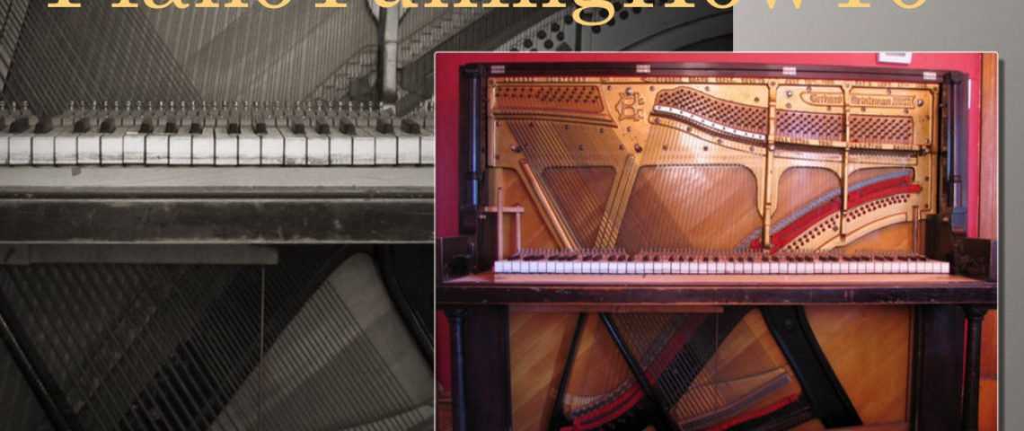 Apprendre l'accordage du piano
